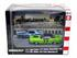 Diorama: Dodge Challenger/Ford Mustang GT - Road Racers - 1:64