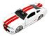 Ford: Mustang GT (2006) - Branco - 1:24