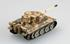 Miniatura Tanque German Army: Tiger 1 Early Type SS LAH (Italy, 1943) - 1:72 - Easy Model 3