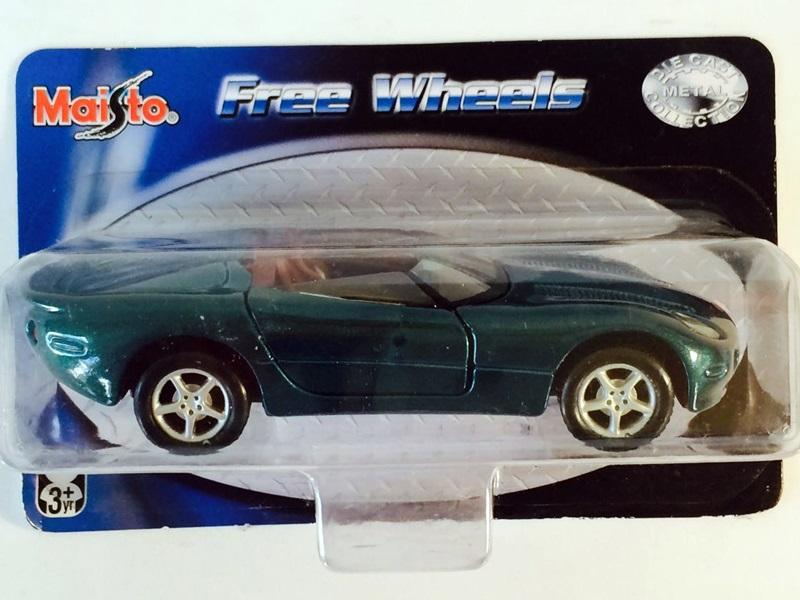 Miniatura Carro Jaguar XK 180 1:37 Maisto - minimundi.com.br