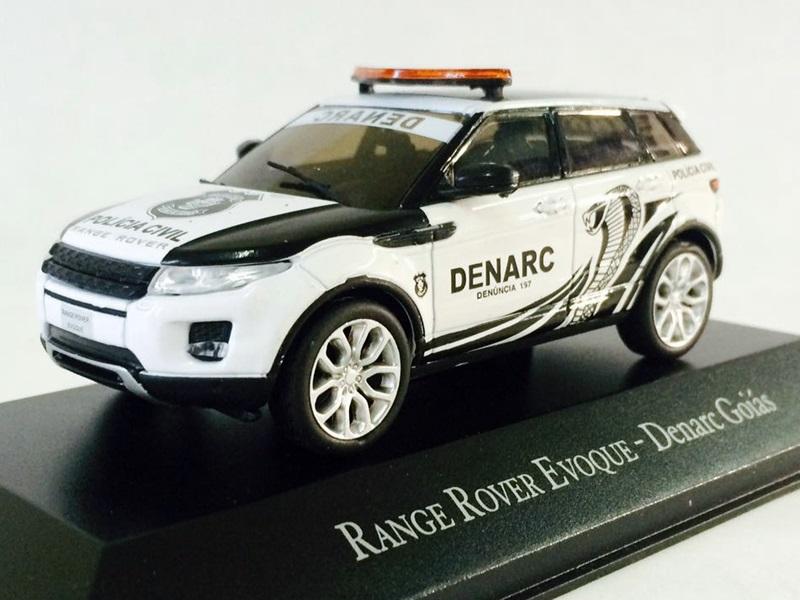 Land Rover  Range Rover Evoque - Denarc Goiás - 1 43 - Ixo 03732f14c3