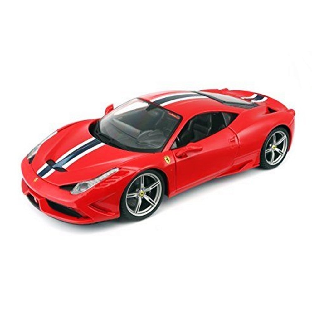 Ferrari 458 Speciale: Ferrari 458 Speciale Race E Play 1:18 Burago