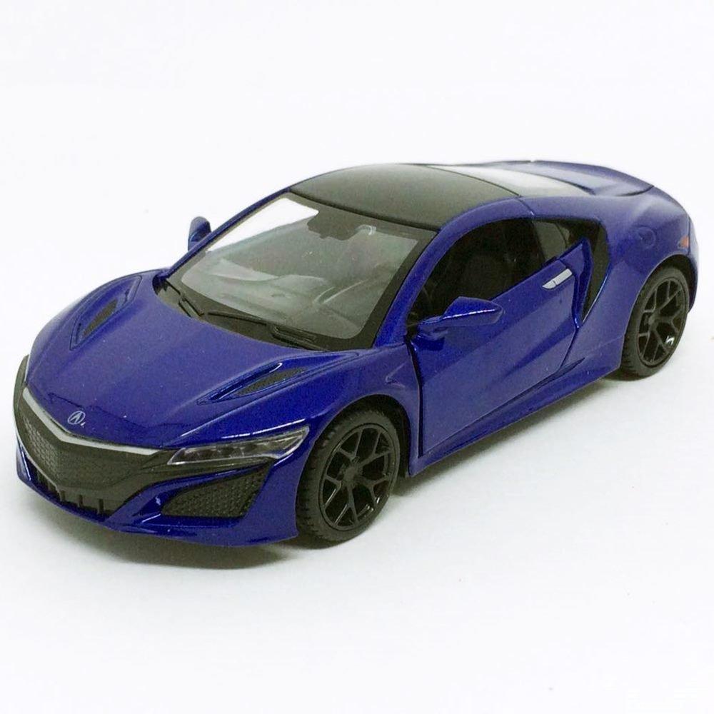 Miniatura Carro Honda Acura NSX C/ Luz E Som 1:32