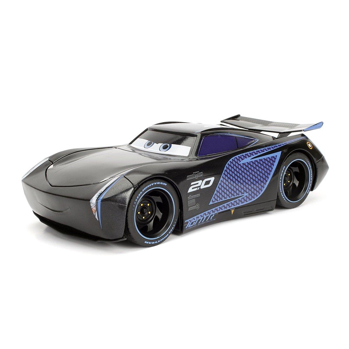 miniatura carro jackson storm disney pixar cars 3 1 24 jada. Black Bedroom Furniture Sets. Home Design Ideas
