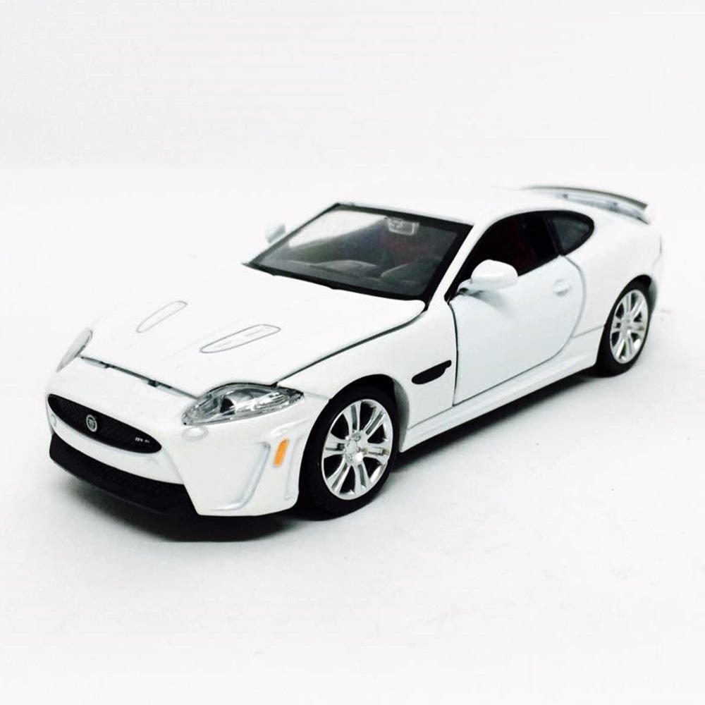 Miniatura Carro Jaguar XKR S   C/ Luz E Som   California Action
