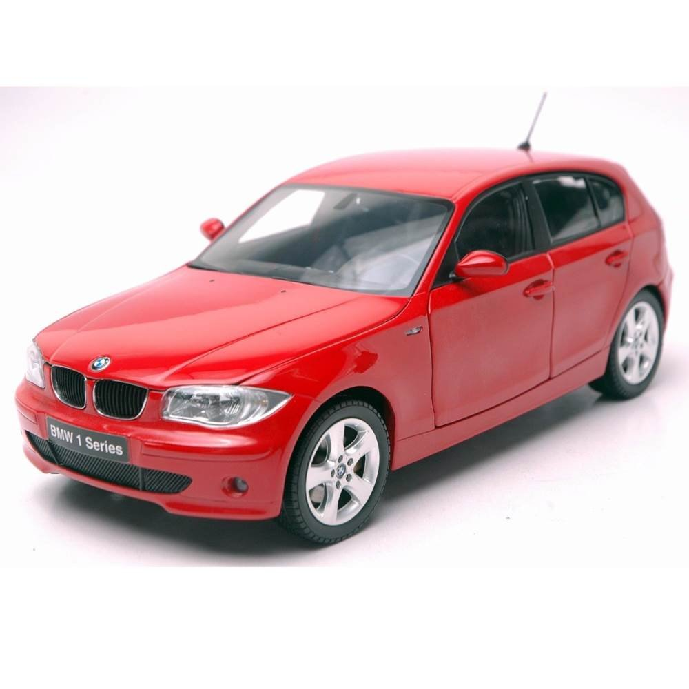 Bmw 120i: Miniatura Carro BMW 120i 1:18