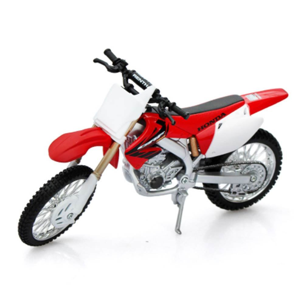 miniatura moto miniatura moto honda crf450r 1 12 maisto. Black Bedroom Furniture Sets. Home Design Ideas