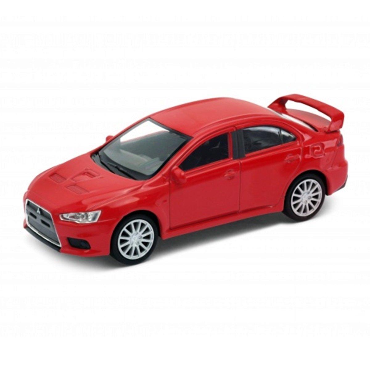 Mitsubishi: Lancer Evolution X   Vermelho   1:34 1:39